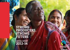 Stark global tillväxt för Fairtrade-märkt
