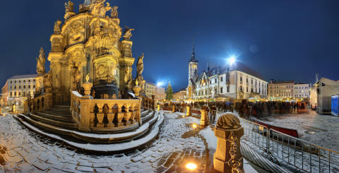 Dolda och okända platser i Tjeckien