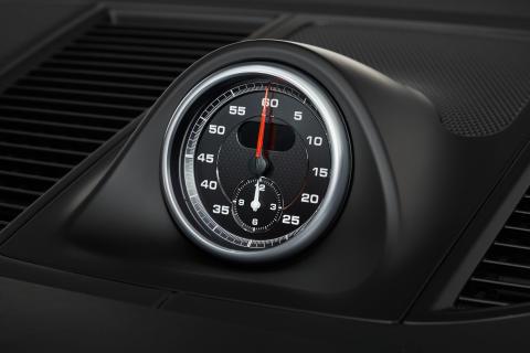 Macan Turbo med Performance Pakke