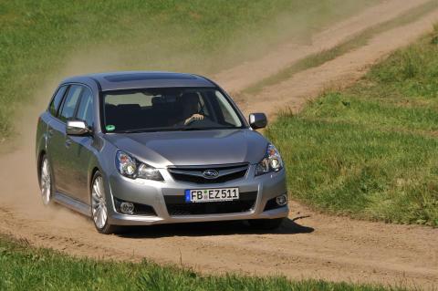 Subaru vinner mark