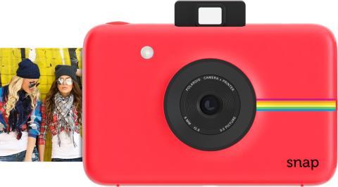 Polaroid SNAP, röd
