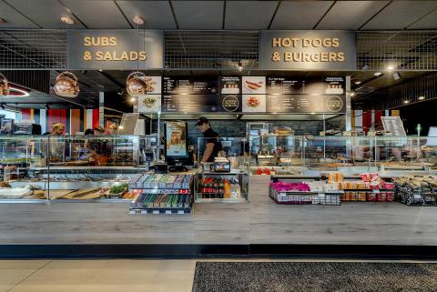 Ny matupplevelse längs de svenska vägarna