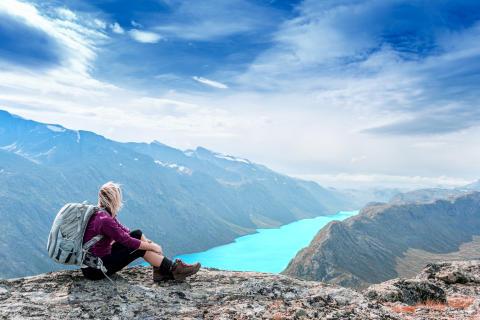 Ny nordisk undersøkelse om fotovaner: Natur er favorittmotivet til nordmenn