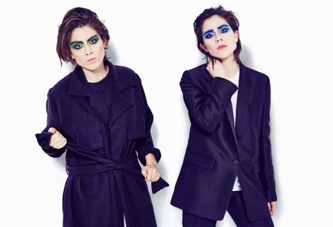 Tegan and Sara pressebillede