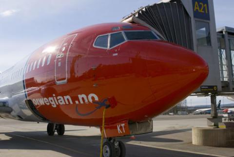Flyv Karup-København for 1 krone med Norwegian