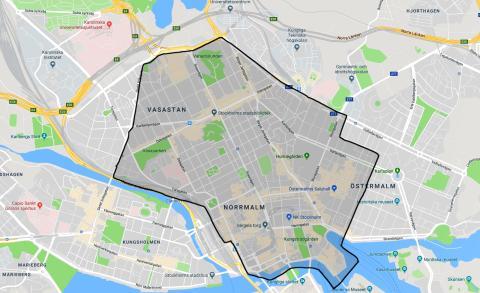 BMW Online Street Parking Information - Stockholm