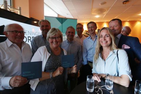 Inviterer til debatter om nordiske fremtidsutsikter