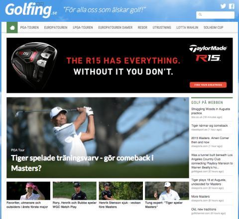 Golfing.se