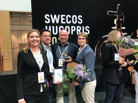 Solar Park vinner Hugopriset