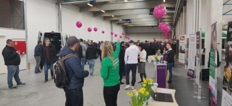 Jobmesse for transportbranchen i Nørresundby