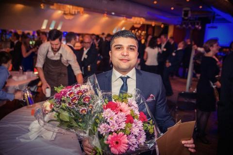Karar Aimer vinnare i Säljbragden 2015