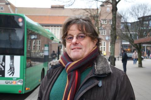 Projektledare Tomas Ohlsson