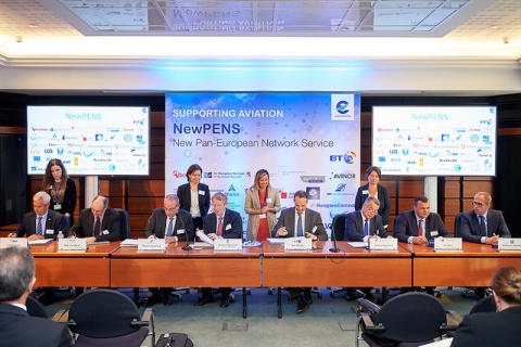 Better and safer data flows for aviation: EUROCONTROL selects BT for NewPENS