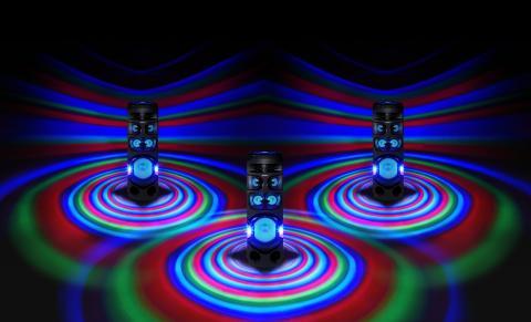 Начните свою летнюю вечеринку на все 360° с новыми яркими аудиосистемами Sony!