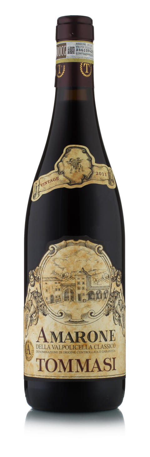 Tommasi Amarone Classico - ny årgång 2011!