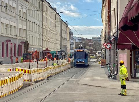 Prosjekt Thorvald Meyers gate