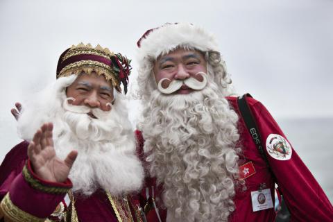 Japanske julemænd