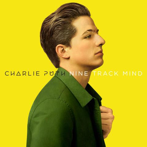 Debutalbum fra Charlie Puth ute 29. januar