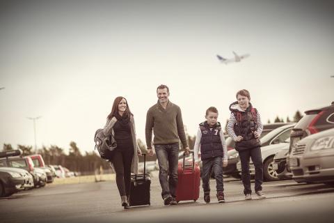 Reisevaneundersøkelsen - utlandsreiser på fritiden øker mest