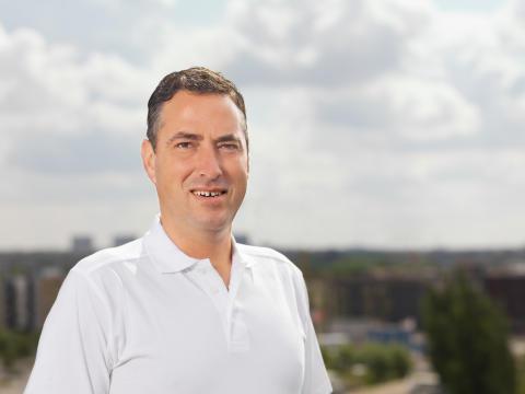Thomas Lehrecke ny affärschef på BoKlok
