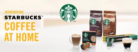 Herkulliset Starbucks-kahvit tulevat laajasti Suomen kauppoihin