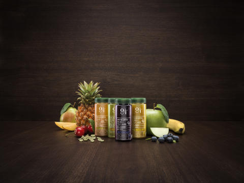 Oji's funktionella fruktdrycker