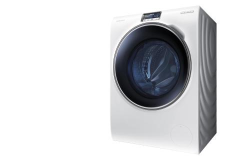 Samsung lanserar framtidens tvättmaskin