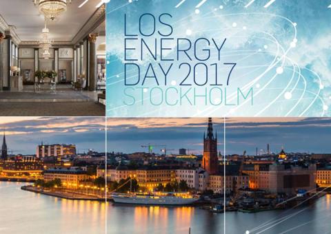 5 goda skäl till varför du bör delta i LOS Energy Day i Stockholm