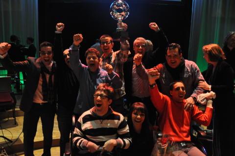 Vinnare av European Song Festival är APCC från Portugal