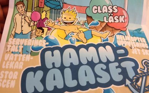 Premiär för Norrtälje Hamnkalas!
