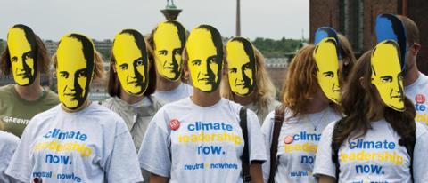 Klimatmarsch (och dans!) genom Stockholm på lördag!