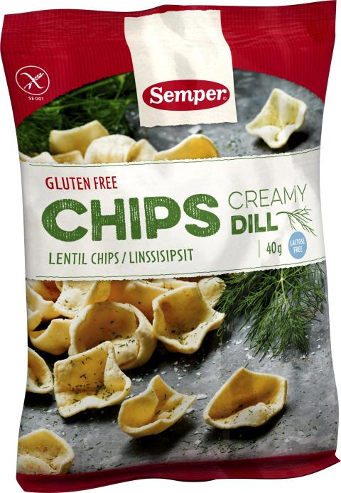 Chips Creamy Dill