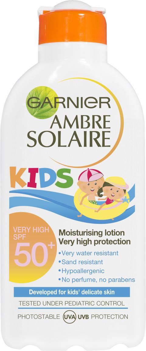 Ambre Solaire Kids SPF 50
