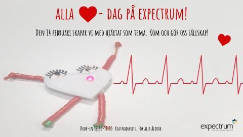 Välkommen till expectrum på alla hjärtans dag!