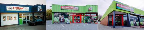"""Die """"Nummer Eins"""" zieht um: Fressnapf-Markt Erkelenz ab sofort an neuem Standort"""