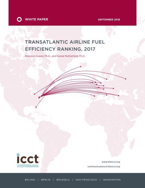 Fullstendig rapport fra ICCT