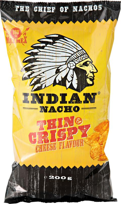 Indian Nacho Chips Cheese