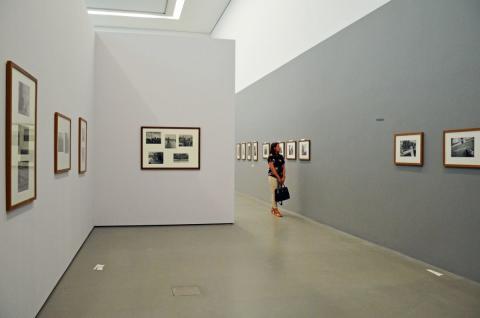 """Ausstellung im Museum der bildenden Künste Leipzig: """"Ursula Arnold. Arno Fischer. Evelyn Richter  - Gehaltene Zeit"""""""