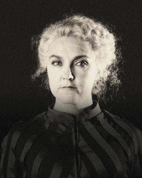 Blanche & Marie/ Susanna Levonen som Marie Curie