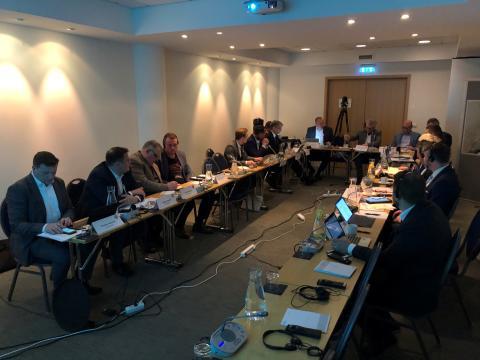 Sveriges Fordonsverkstäders Förening (SFVF) leder arbetet med branschstandard för elfordon inom EU.