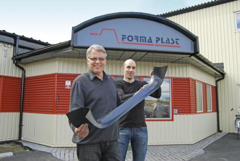 Formaplast lanserar skarvskydd för kabelrännor till järnvägen