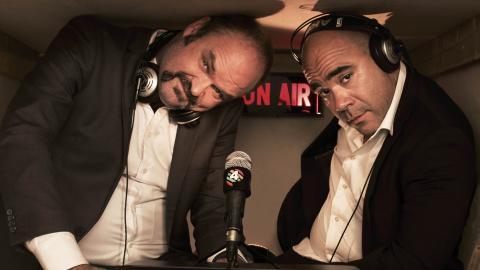 P4s ukentlige humorprogram Misjonen med Atle Antonsen og Johan Golden melder flytting til DAB!