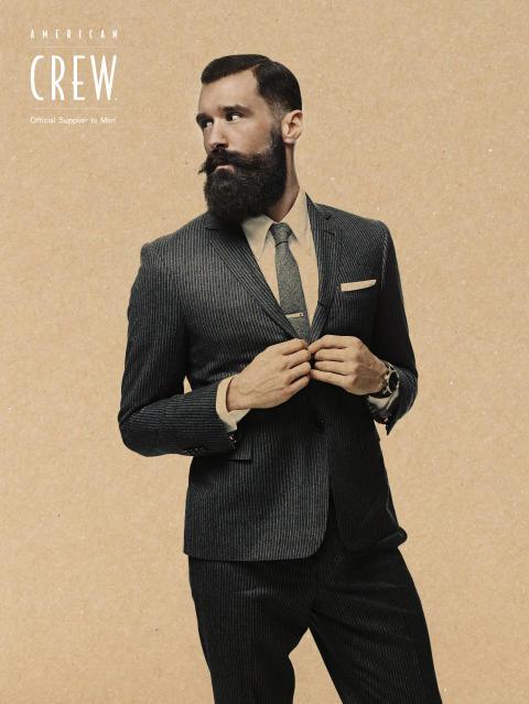 American Crew Beard1 poster