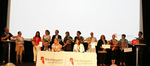Riksbyggen delar ut 628 000 kronor för idéer om hållbara städer