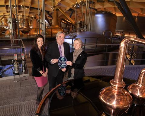 Raising a dram to quality in Moray Speyside