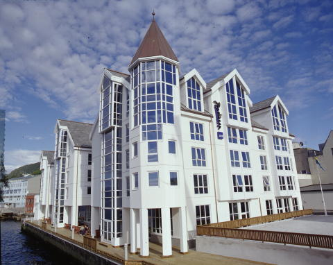Radisson SAS hotel Ålesund