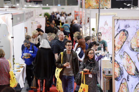New International Pavilions join Nordic Organic Food Fair 2015