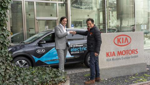 Kia og konsulentgruppen World Shopper lager rapport om elbilmarkedet i Europa.
