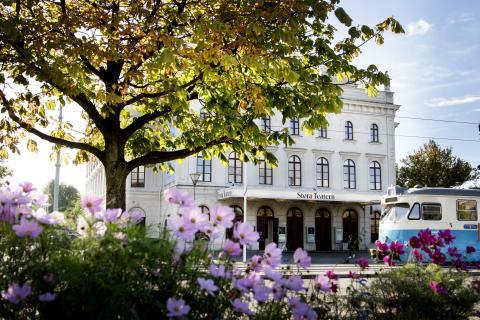 Fler danskar och norrmän besökte Göteborg i sommar