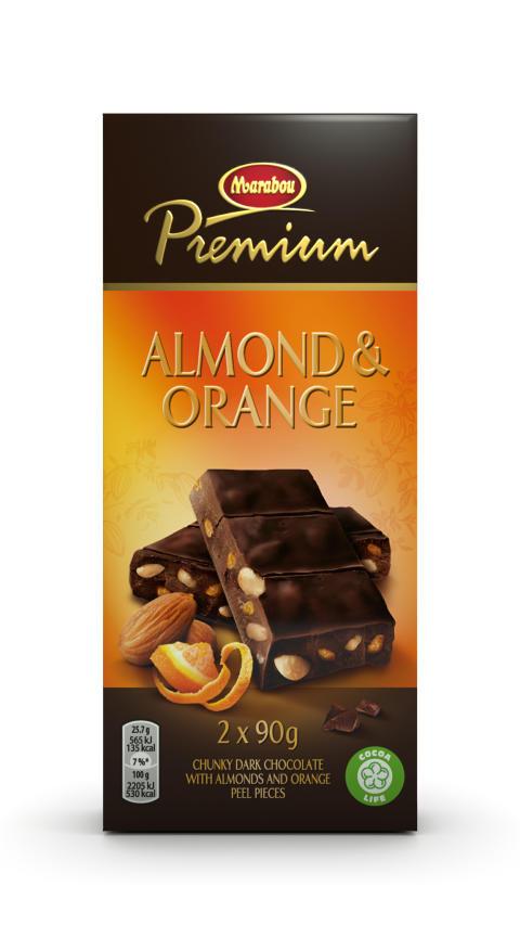 Orange & Almond